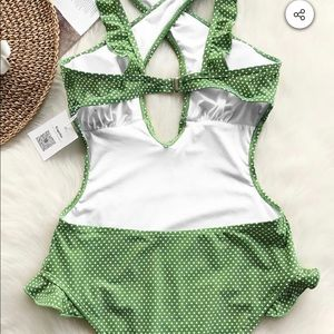 One Piece Cupshe swimsuit